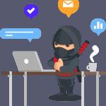 Virtual assistant ninja