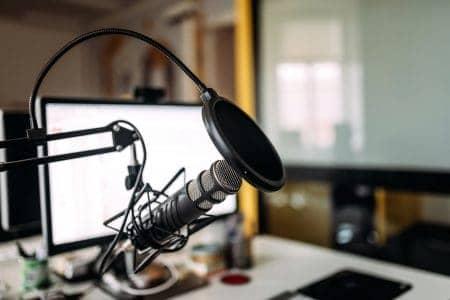 podcaster uitbesteden