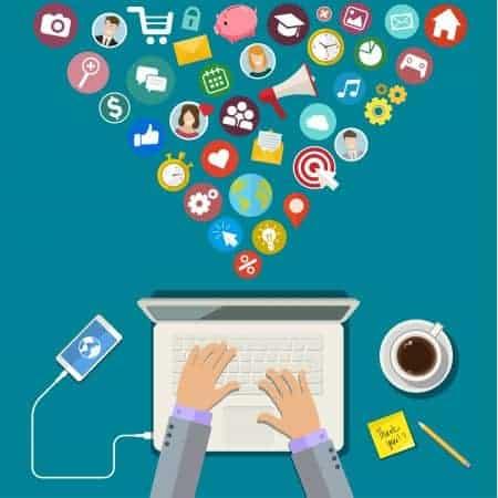 contentmarketing met tekst en beeld