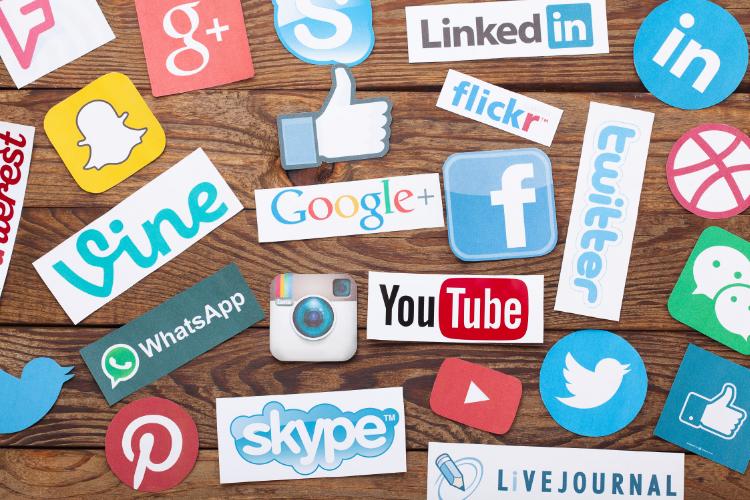Socialmedia logos
